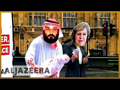 Al Jazeera English ?? ?? UK: Red carpet welcome for Saudi's crown prince | Al Jazeera English