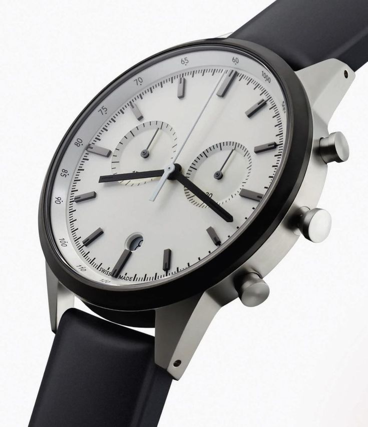 Uniform Wares C41 Chronograph Headlines New Swiss Made Watch Collection