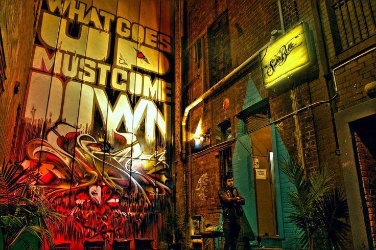 Melbourne's best hidden bars.