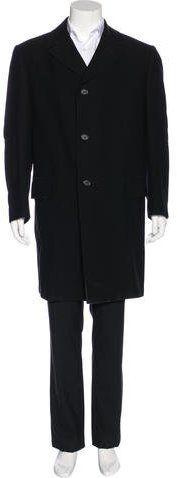 Gucci Wool Overcoat