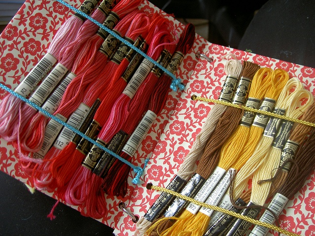 62 Best Embroidery Floss Storage Images On Pinterest Embroidery