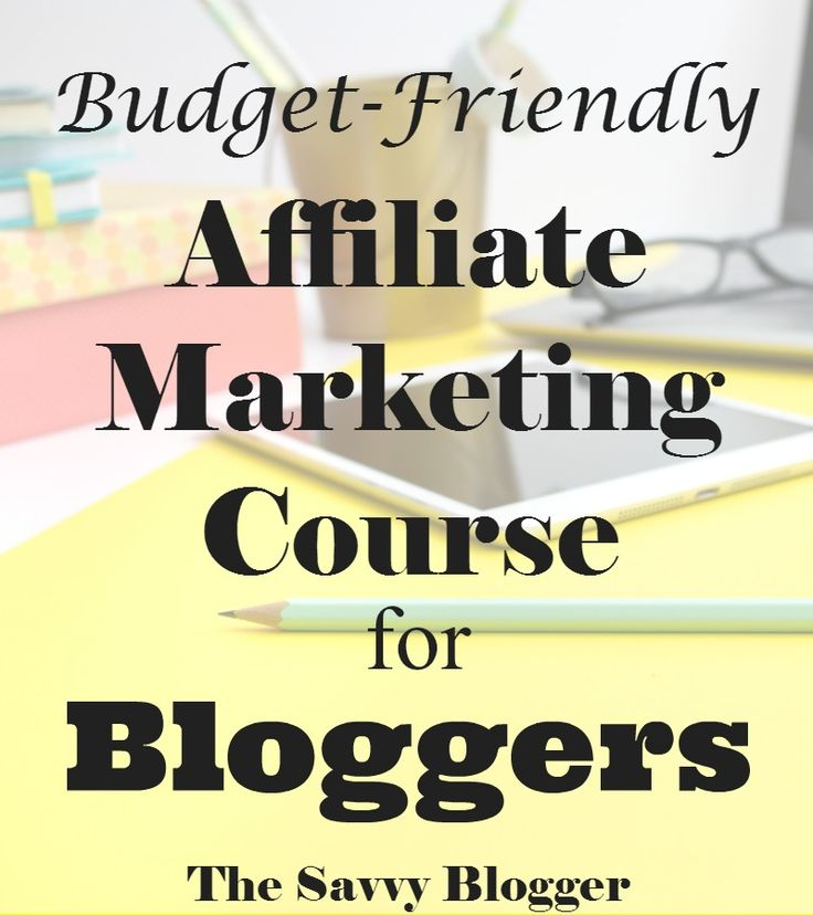 LAST DAY for this FLASH SALE!  Budget-Friendly Affiliate Marketing Course for Bloggers - The Savvy Blogger
