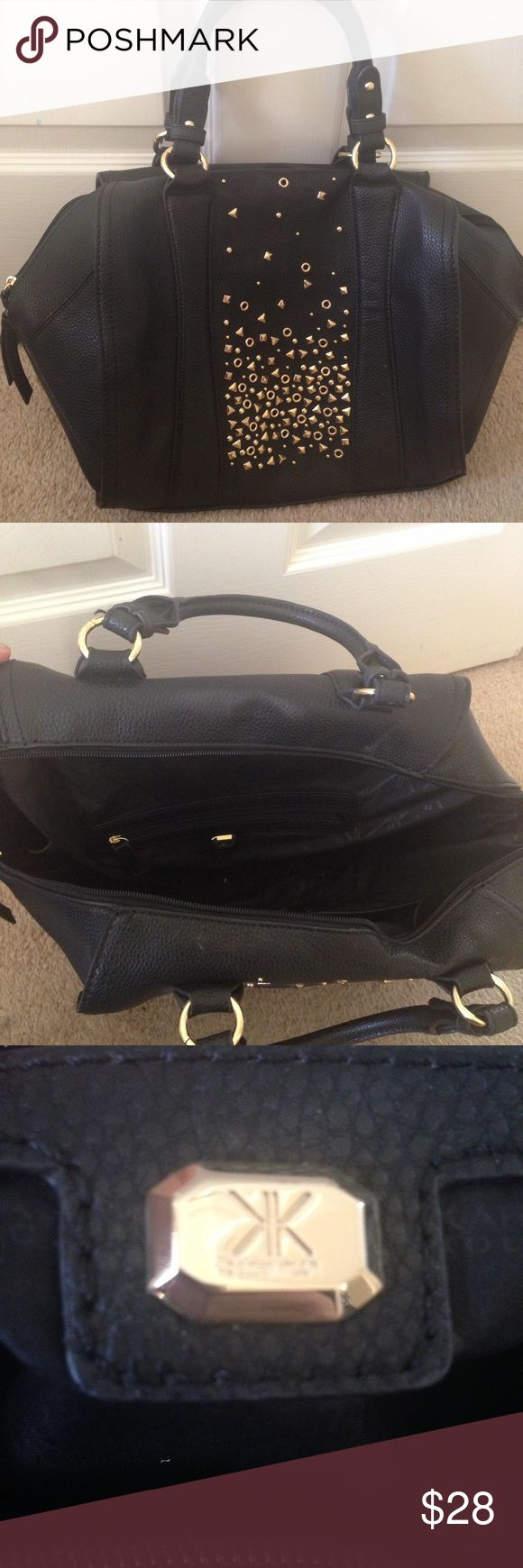 Kardashian Kollection large bag Kardashian kollection large bag. In perfect condition Kardashian Kollection Bags Travel Bags