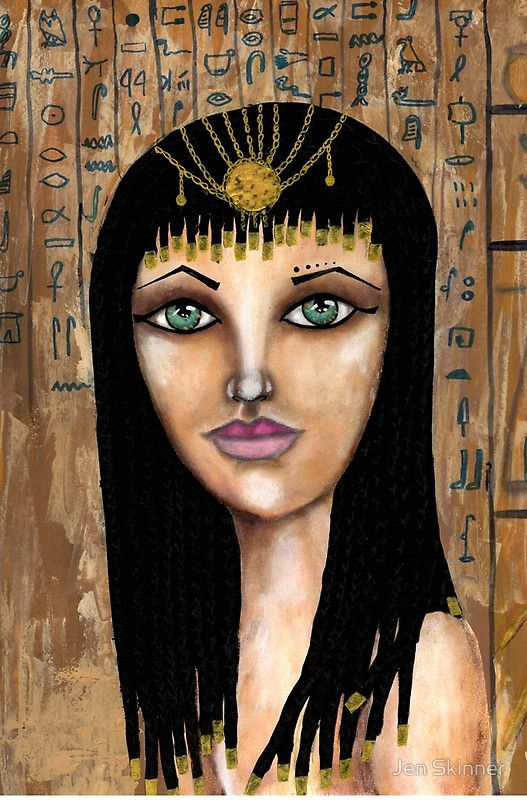 Egyptian Princess - Aya ©Jen Skinner