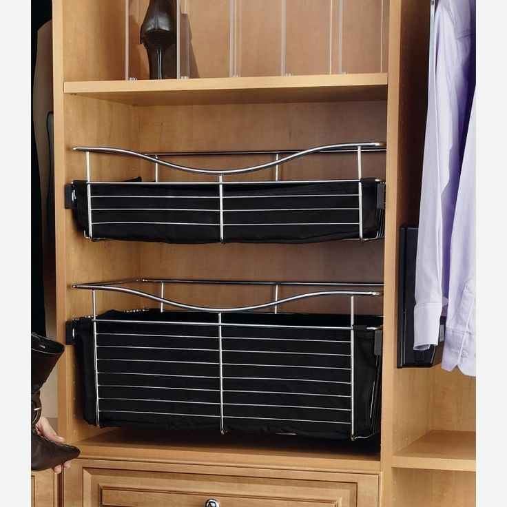 13 Diy Closet Organizers For Tidy Bedrooms Closet Organization Diy Rev A Shelf Closet Organization