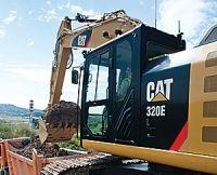 Excavator pe senile CAT 320 Series - Bergerat Monnoyeur Romania. Solicita oferta Excavatoare pe senile CAT!