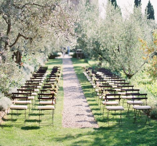 Ideas For A Small Wedding Ceremony: 27 Best Images About Wedding Ceremony Ideas On Pinterest