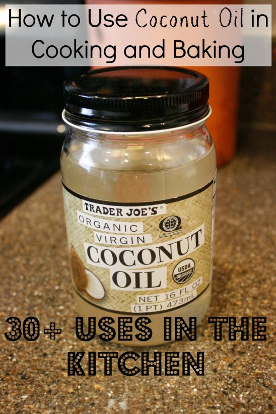 Coconut oil has changed my life! There are so many amazing ways to use it and it's so good for you!