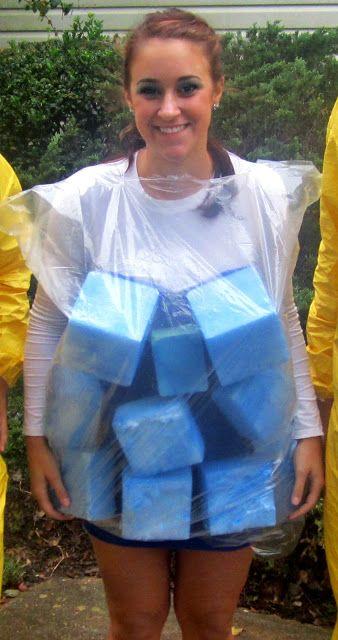 Crystal Meth Breaking Bad Kostüm selber machen | Kostüm Idee zu Karneval, Halloween & Fasching