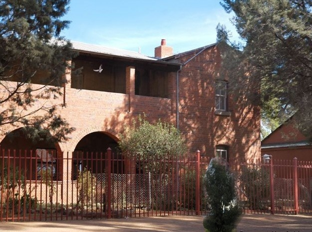 Maphikela House Thomas Maphikela was one of the founder members of the ANC in Bloemfontein in 1912. His double-storey house, where important ANC meetings were held, has been declared a National Monument. #southafrica #bloemfontein