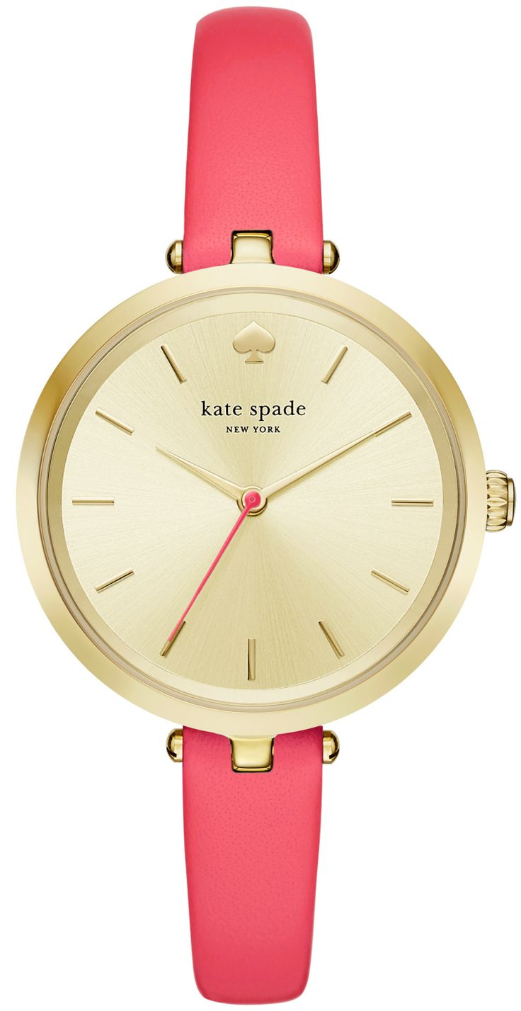 Kate Spade Neon Geranium Holland KSW1135 so classy