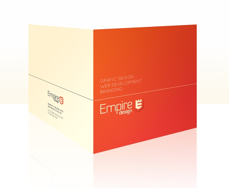 Branding Design 7-th creation on brochure
