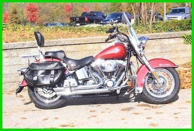 eBay: Softail® 2006 Harley-Davidson Softail FLSTC Heritage Classic Used #motorcycles #biker