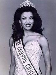 Actress Eva Longoria was once Miss Corpus Christie and competed in the Miss Texas USA pageant