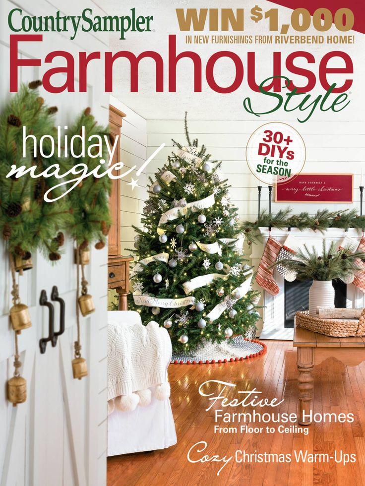 Farmhouse style holiday 2020 farmhouse style christmas