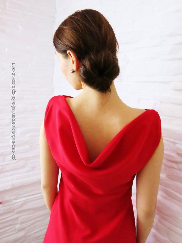 Poczwarka Prezentuje... Little Red Dress