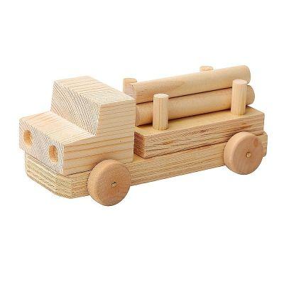 Samen met papa of mama lekkeren timmeren, zagen, lijmen en schroeven? Met de creatieve houtsets van het merk Red toolbox maak je de leukste dingen, waaronder deze stoere Canadeese woodtruck!