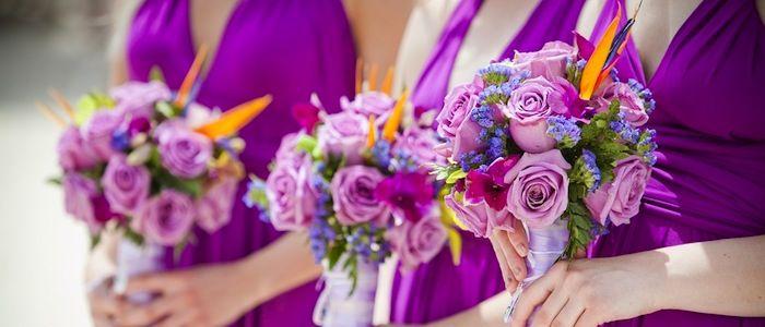 La guida completa per scegliere l' #abito delle #damigelle di #nozze. #matrimonio #wedding