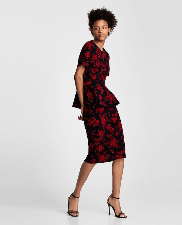 Catálogo Zara Primavera Verano 2020 Moda En Pasarela Vestidos Zara Moda Vestidos De Mujer