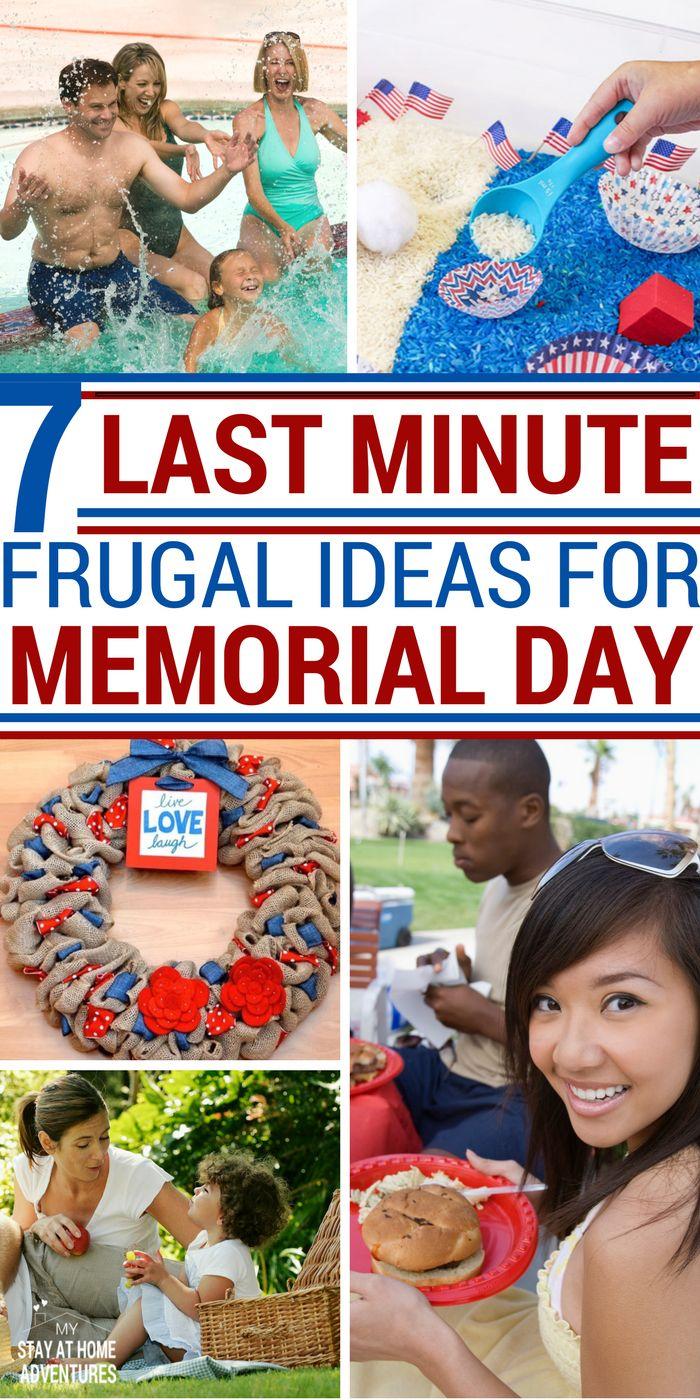 473 best awesome tips images on pinterest for Memorial day weekend ideas