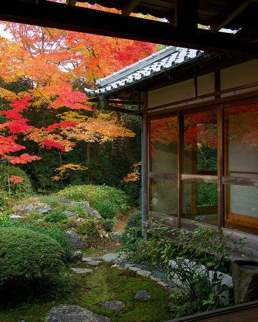 紅葉 - 源光庵 / Genkoan Temple