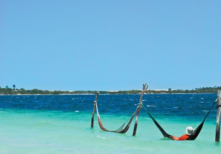 ... lugares mais bonitos do mundo, Jeri é famosa aqui no Brasil e lá