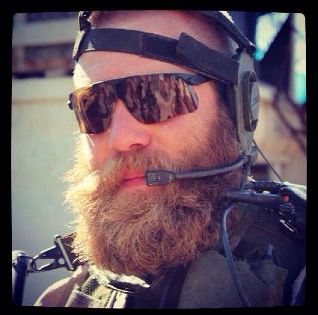 Tactical Beard Military
