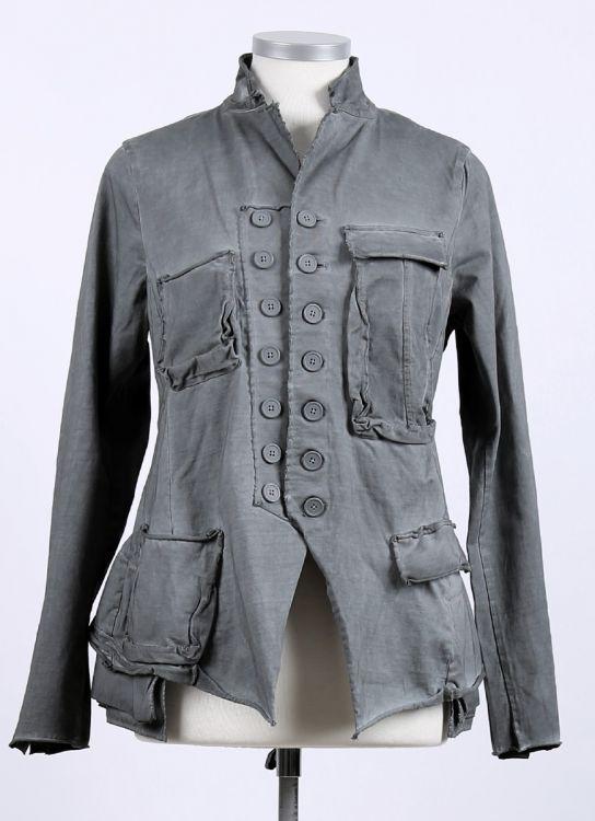 rundholz black label - Jacke Sweater Doppelreiher plankton - Sommer 2015 - stilecht - mode für frauen mit format...