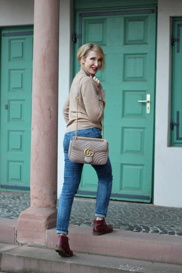 Winterschlussverkauf, Schnäppchen, Gucci Marmont Tasche, LaShoe boots, Hallux valgus, Ü40 Mode Ü40 Blog