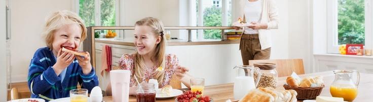 La prima colazione diventa semplicissima - grazie a SEVERIN