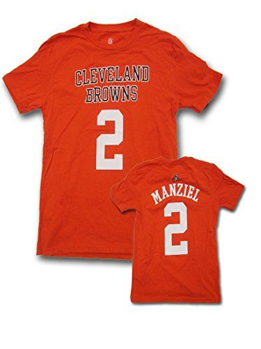 Johnny Manziel Cleveland Browns Youth Jersey