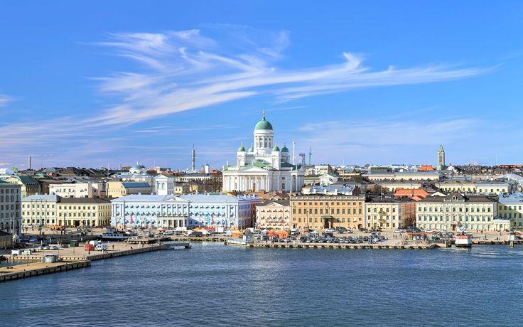 #6 Helsinque Estas são as melhores cidades europeias para viajar sozinho.