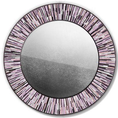Roulette Mirror Pink © Piaggi