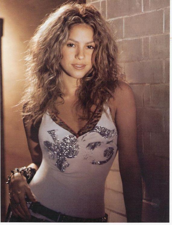 Image result for Shakira 2006