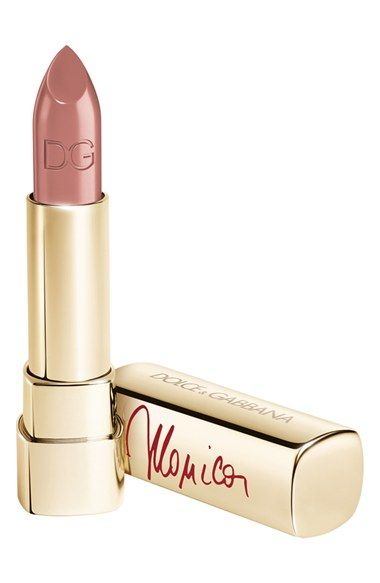 I need this...only because it has my name on it! Dolce&Gabbana Beauty Voluptuous Lipstick @nordstrom