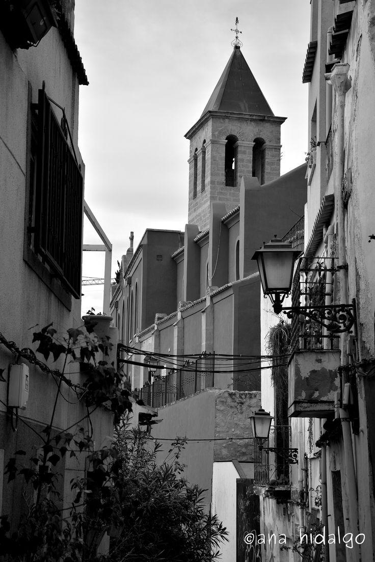 ALICANTE CASCO ANTIGUO.Iglesia de San Roque