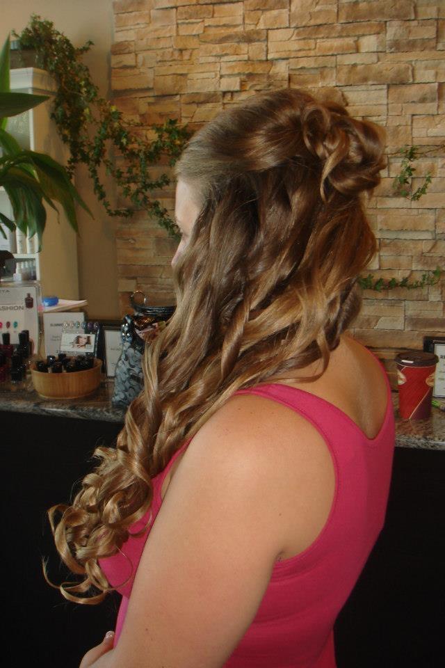 Curls-Mili's work