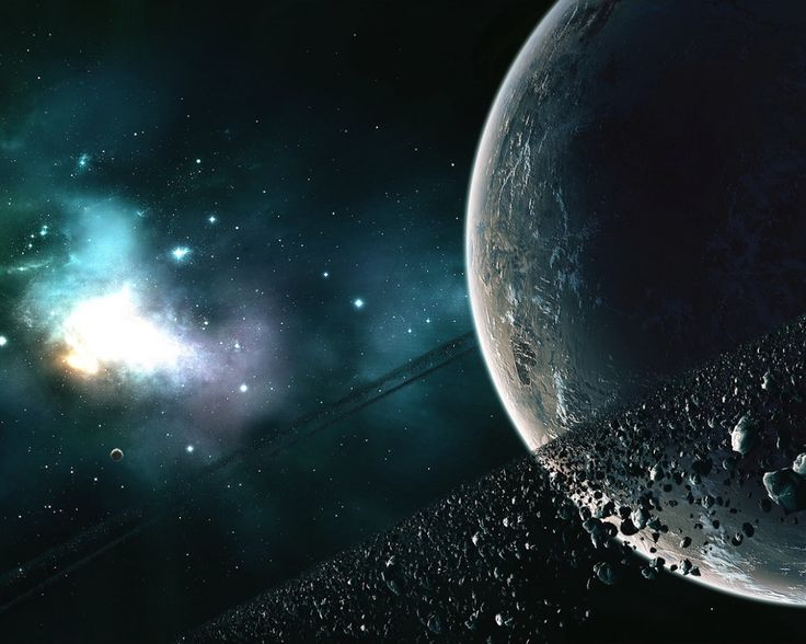 cool asteroid pictures - photo #1