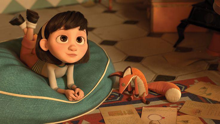 pequeno princepe filme  | Pequeno Príncipe | Animação francesa ganha novo trailer com cenas ...