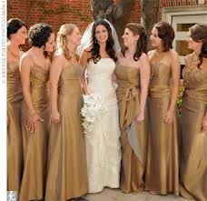 White and Gold Wedding. Bridesmaid Dress. gold wedding - Google ...