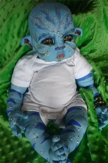 Avatar Baby Avatar Babies Realistic Baby Dolls Cute