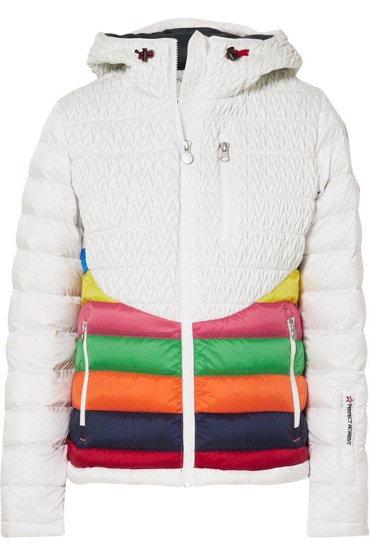 63a3f8ae8e Perfect Moment Vale Hooded Ski Jacket