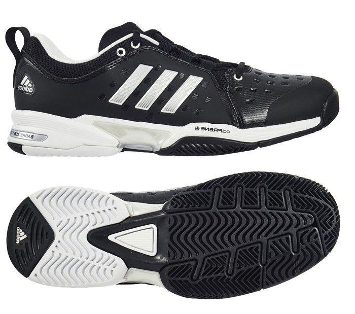 Adidas Barricade Classic Wide Men S Tennis Shoes Racquet Racket Black Nwt Cp8694 Adidas