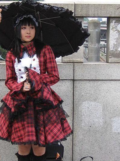Japan gothic lolita