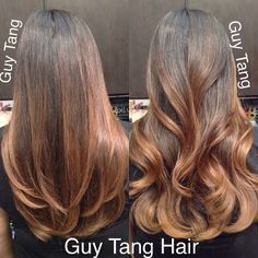 balayage highlights straight hair - Google Search