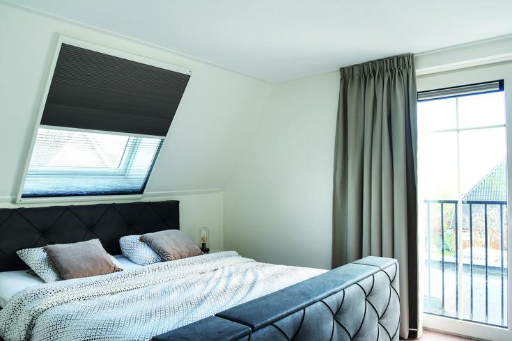 25 beste idee n over slaapkamer gordijnen op pinterest for Gordijnen slaapkamer verduisterend