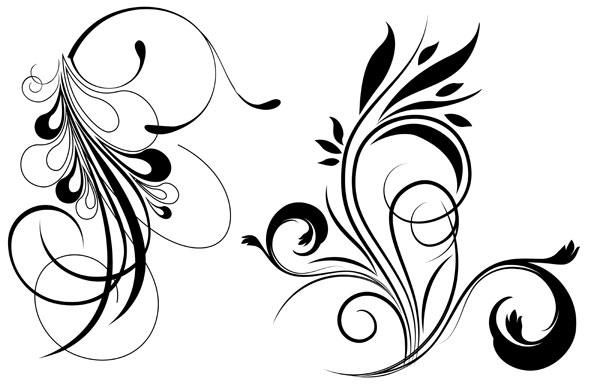 Free Floral Vector Graphics