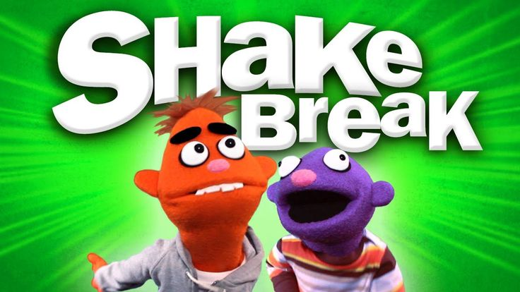 SHAKE BREAK (Song for Kids ♫) Brain Break and a good motivator to get kids ready to work and Create!