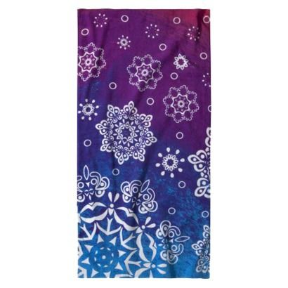 Watercolor Beach Towel for summer! Available now @ Cartonomy!