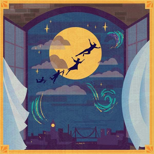 The 25 best Peter pan book ideas on Pinterest  Peter and wendy